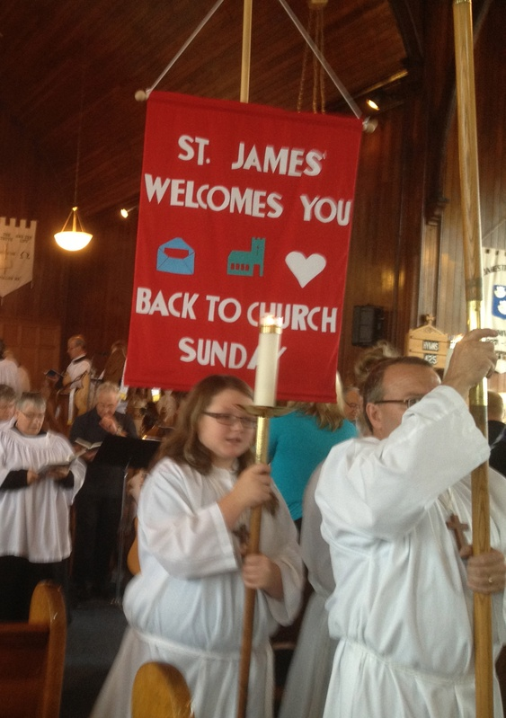 ST. James Welcomes You!
